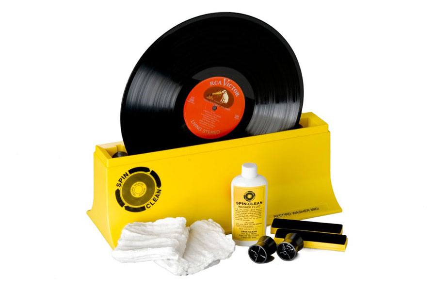 Spin Clean Record Washer System MKII