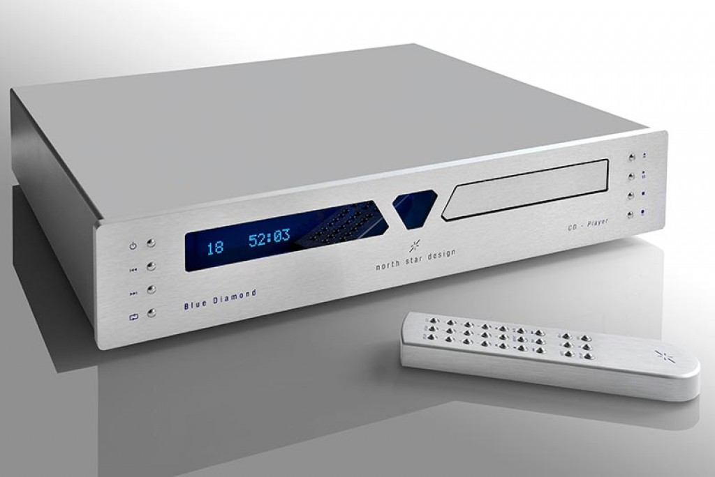 Blue Diamond CD Player/DAC