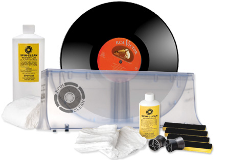 Spin Clean Record Washer Package MKII