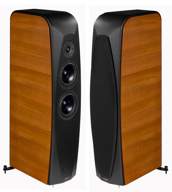 Opera Loudspeakers Seconda SE