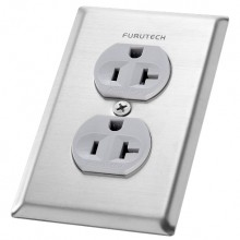 102-D Duplex Receptacle Cover