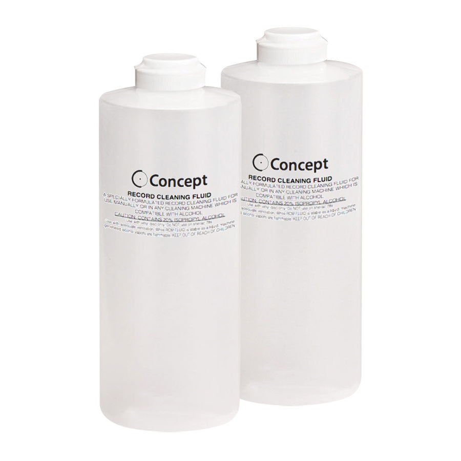 Concept Record Cleaning Fluid 16oz