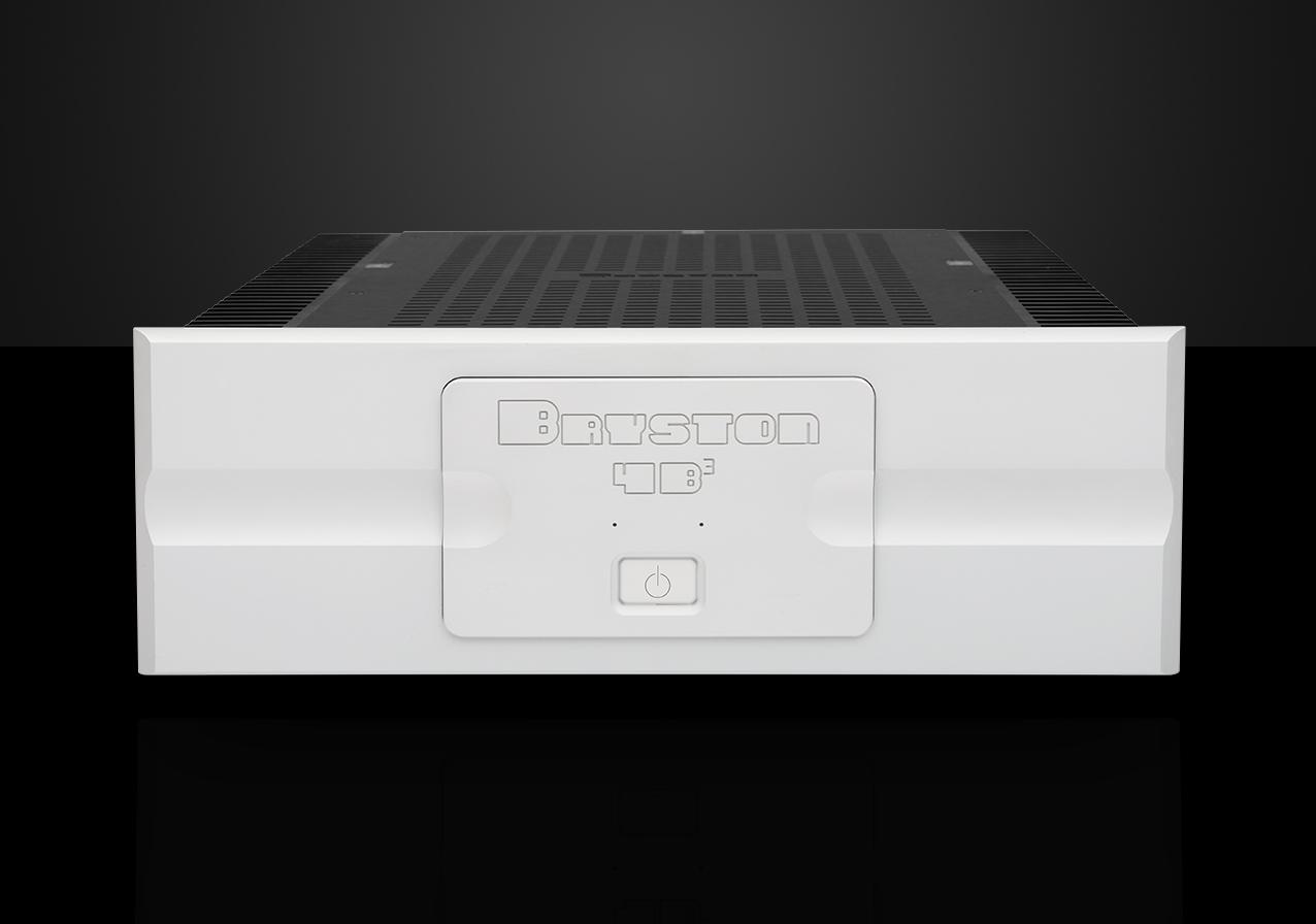 Bryston 4B Cubed Series Dual-Mono