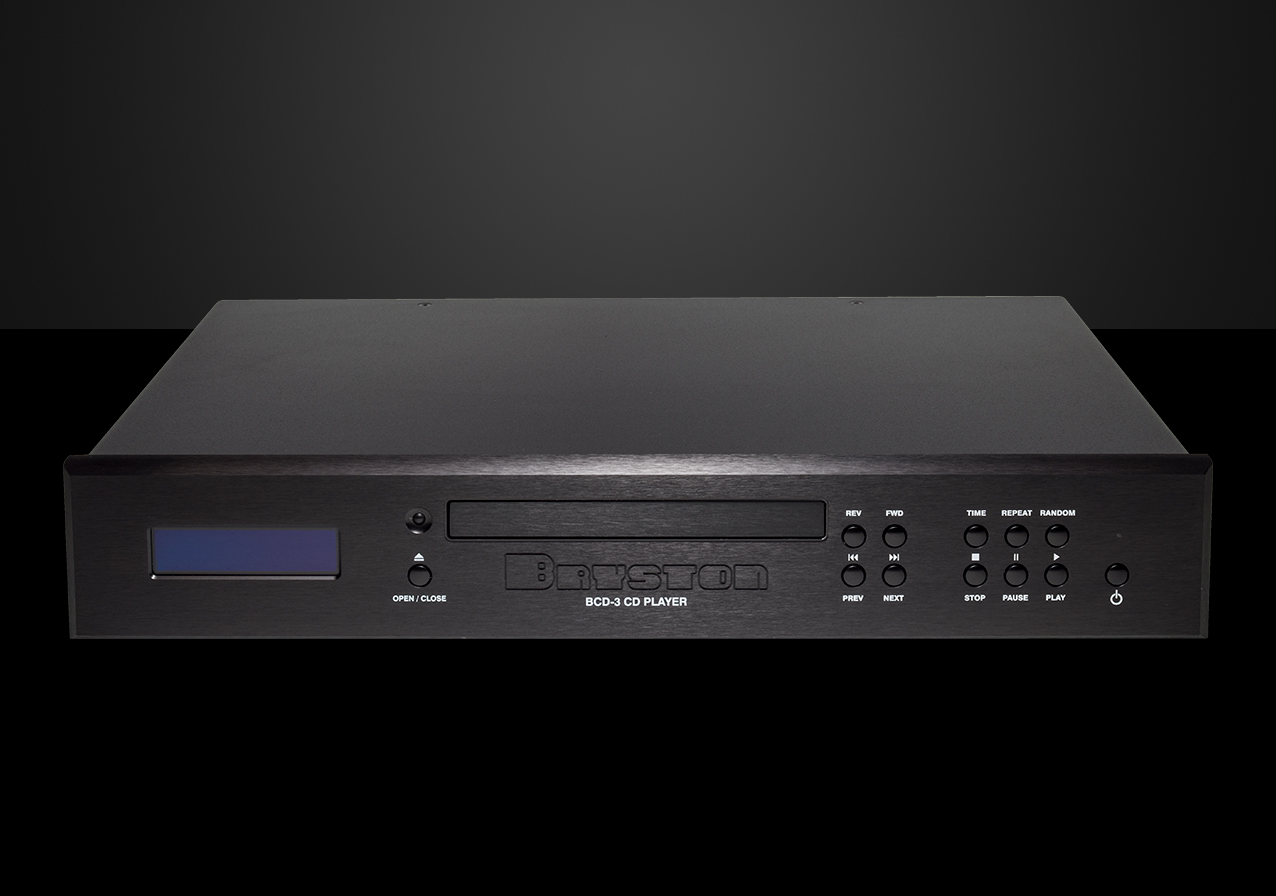 BCD-3 CD Player