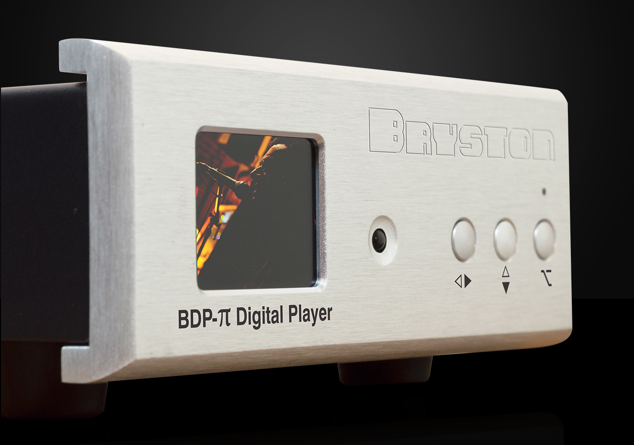 BDP-Pi Digital Player