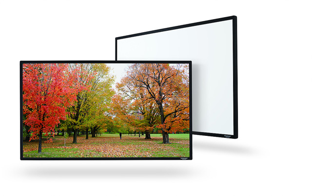 Edge Series Permanent Fixed-Frame Screen
