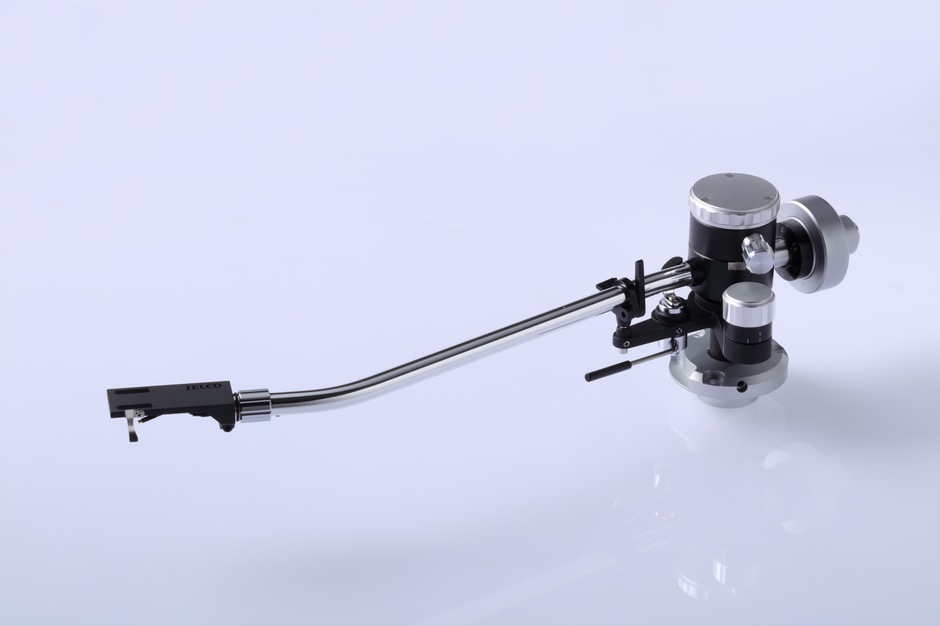 TK-950L 12″ Dynamic-balance / Static-balance Compatible Tonearm