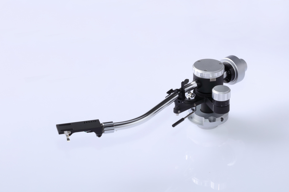TK-850S  9″ Static-balance With Knife Edge Tonearm