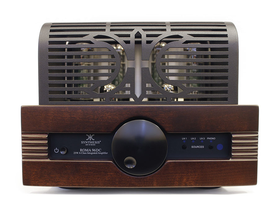 Roma 96DC Integrated Amplifier
