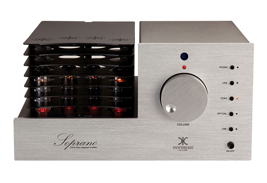Soprano Integrated Stereo Amplifier