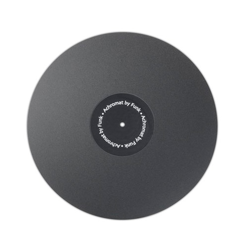 Funkfirm Achromat 3mm Turntable Mat