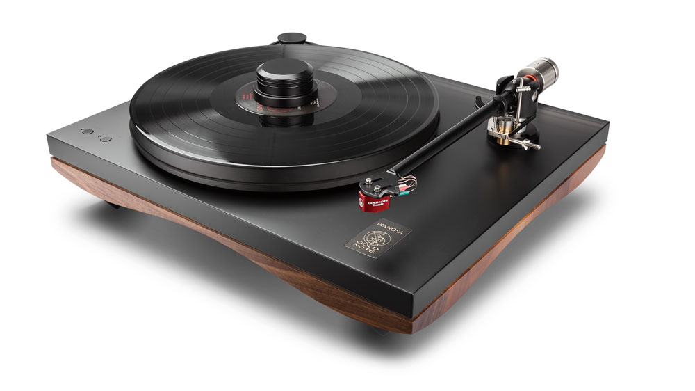 Pianosa Turntable