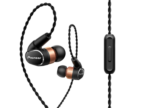 Pioneer SE-CH9T  Premium In-Ear Headphones