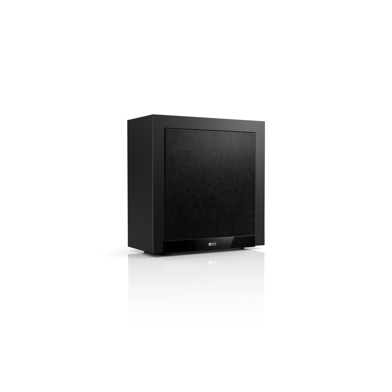 KEF T-2 Slimline Subwoofer, Powered (10in.)