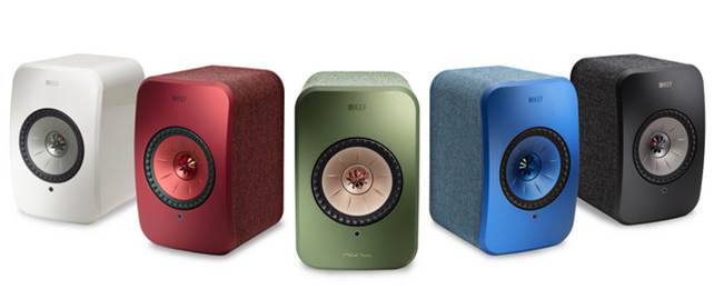 KEF LSX Wireless