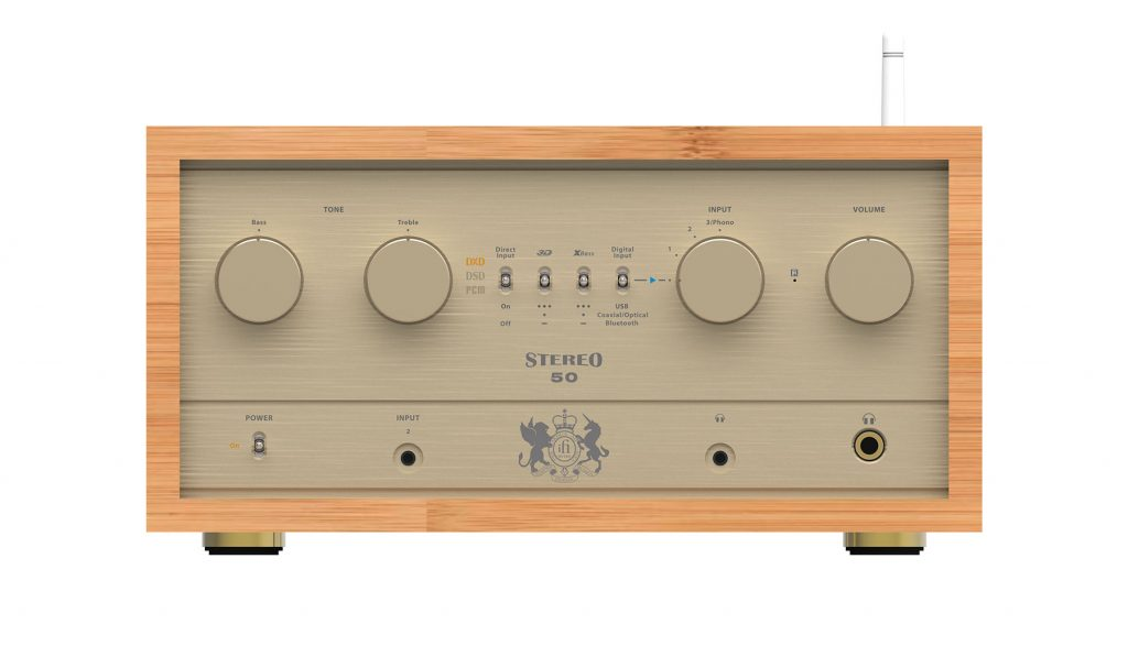 Retro Stereo 50 Integrated