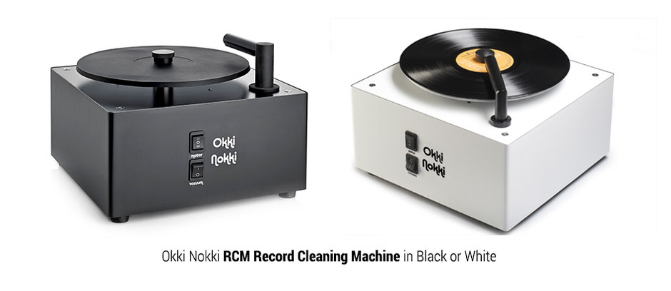 Okki Nokki Record Cleaner Machine