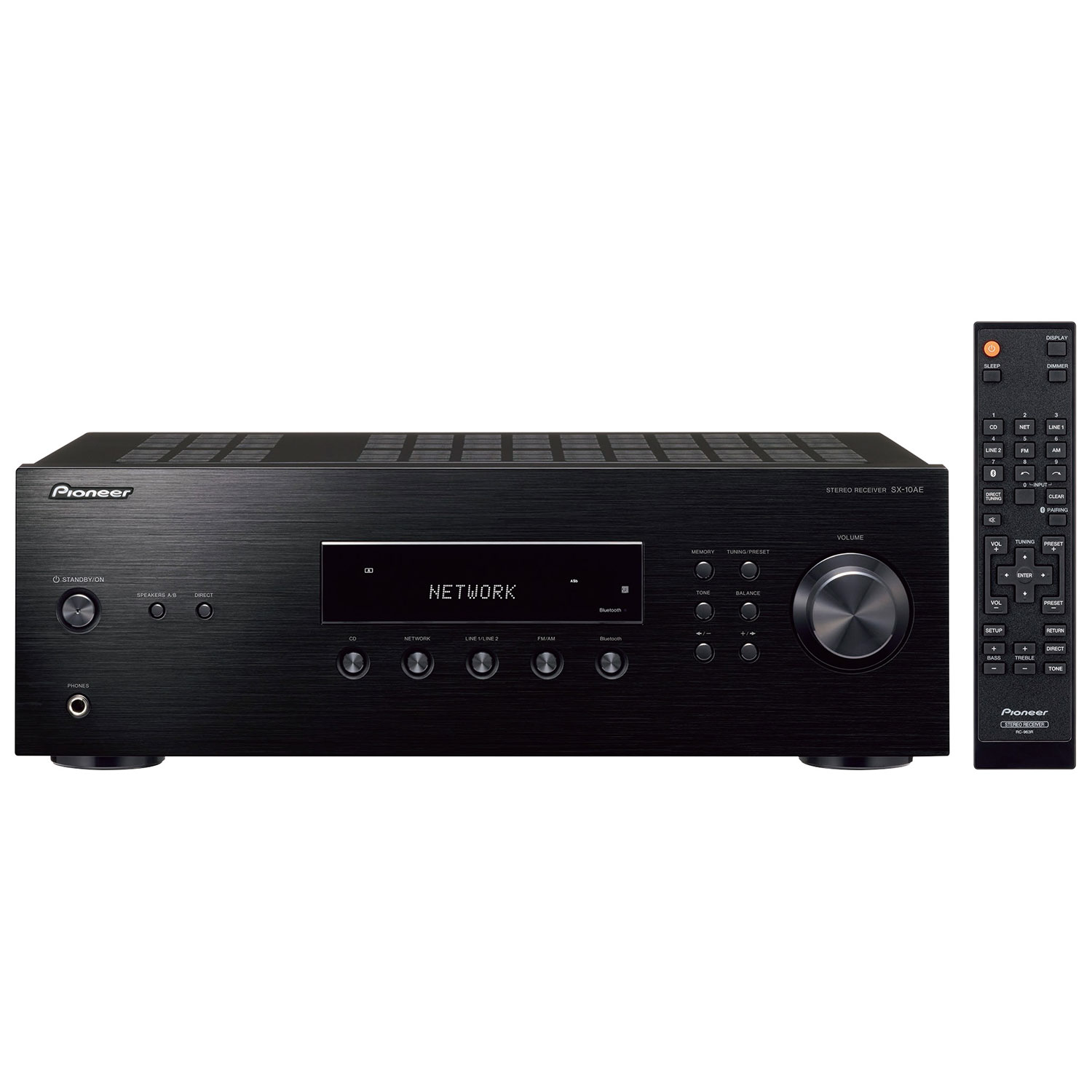 Pioneer SX-10AE 2.0 Channel Stereo Receiver