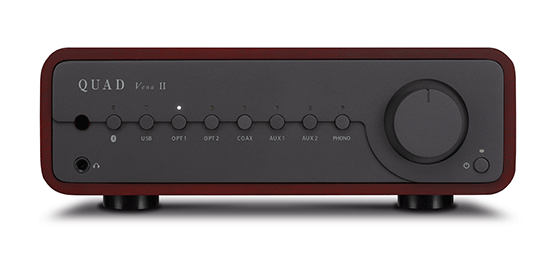 QUAD Vena MKII Remote Integrated Amp W/DAC